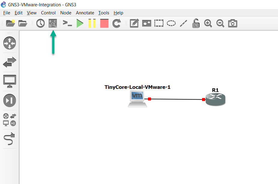 Gns3 for vmware cloud